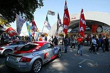 DTM - Volltreffer am Norisring: DTM meets Boxen