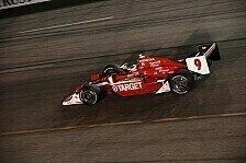 IndyCar - Dixon in Motegi auf Pole