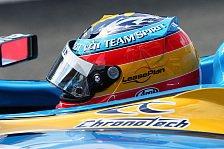 Formel 1 - 3. Freies Training: Die Ruhe vor dem Rundengeiz