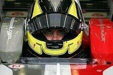 Formel 2 - Pole Position für Andy Soucek