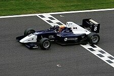 Formel 2 - Dritte Pole Position für Hegewald