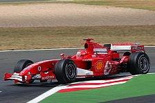 Formel 1 - Ferrari möchte um den Sieg kämpfen