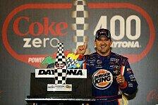 NASCAR - Bilder: Coke Zero 400 powered by Coca-Cola - 18. Lauf