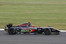 WS by Renault - Martinez und Pic siegten in Silverstone