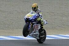 MotoGP - Rossi will WM-Vorsprung ausbauen
