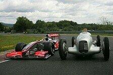 Formel 1 - Mercedes Benz in der Formel 1