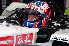 Formel 1 - Positive Zeichen bei B·A·R Honda