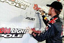NASCAR - Fünfte Pole für Brian Vickers