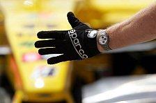 Formel 1 - Jordan zum Hotelwechsel gezwungen