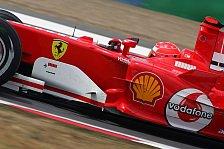 Formel 1 - Ralf glaubt wieder an den Titel für seinen Bruder