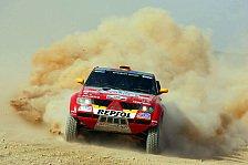 WRC - Peterhansel über Etappenabsage nicht verärgert