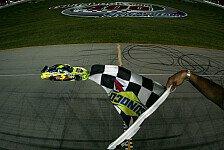 NASCAR - Mark Martin dominiert in Chicagoland