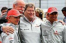 Formel 1 - Erwartungen bei McLaren nicht erfüllt