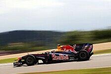 Formel 1 - Vettel: Unterstützung für Nürburgring schwierig