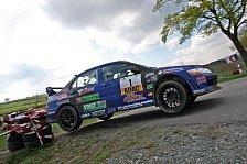 DRM - Eifel-Rallye lockt Stars der Szene