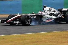 Formel 1 - Die Silbernen sind Top-Favoriten beim Heimspiel
