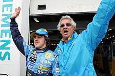 Formel 1 - Qualifying: Alonso-Pole zum Renault-Heimspiel