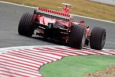 Formel 1 - Michael Schumacher möchte um den Sieg mitfahren