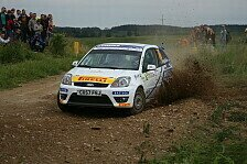 DRM - Patrick Anglade bei der Eifel Rallye