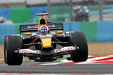 Formel 1 - Coulthard vor Vertragsverlängerung