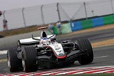 Formel 1 - Schwieriges Rennen für McLaren-Mercedes!