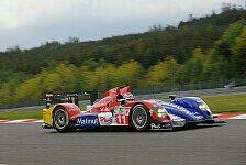 Le Mans Serien - Erste Pole-Position für Oreca
