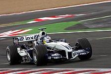 Formel 1 - BMW-Williams: Einfach nicht schnell genug