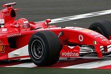 Formel 1 - Bridgestone hätte gerne eine Pole gesehen