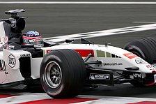 Formel 1 - B·A·R: Optimismus vor dem Heim-GP
