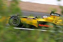 Formel 1 - Ein hartes Heimrennen erwartet Jordan