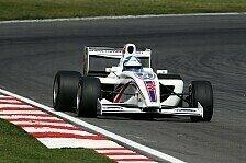 Formel 2 - Palmer fährt wieder Bestzeit