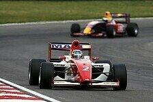 Formel 2 - Fünf Piloten strafversetzt
