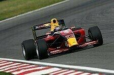 Formel 2 - Zweiter Versuch für Wickens