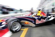 Formel 1 - Enttäuschung bei den roten Bullen