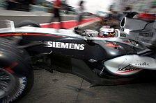 Formel 1 - Zerstört McLaren die Konkurrenz in Silverstone?
