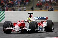 Formel 1 - Toyota peilt weiteres starkes Ergebnis an