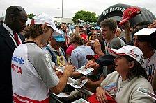 Formel 1 - Tony George dementiert Nicht-WM-Lauf im Herbst