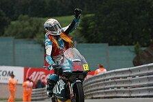 Moto3 - Simon holt sich den Heimsieg