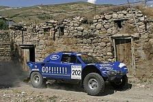 WRC - Bilder: Rallye d'Orient