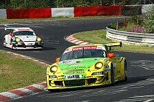 VLN - Fünfter Saisonsieg für Manthey-Racing