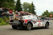 DRS - Jubiläum der Wartburg-Rallye