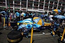 Formel 1 - Renault peilt weiteren Podestplatz an
