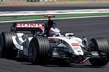 Formel 1 - B·A·R macht 007 zum wahren Bondauto