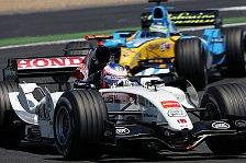 Formel 1 - B·A·R spricht wieder vom ersten Sieg
