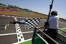 Formel 1 - Frankreich GP: Alonso gewinnt Duell der Strategen