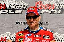 NASCAR - Mark Martin mit Rekord-Pole