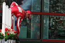 Formel 1 - Der Sonntag: Drei Deutsche & zwei Österreicher in Magny Cours