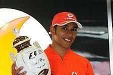 Formel 1 - Hamilton freut sich auf Schumacher