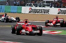 Formel 1 - F1-Fahrer ohne jeglichen Respekt