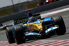 Formel 1 - McLaren vs. Renault - Klar überlegen oder doch gleichwertig?